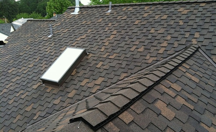Schumacher Roofing Home